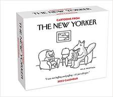 Cartoons from The New Yorker 2022 Day-to-Day Calendar