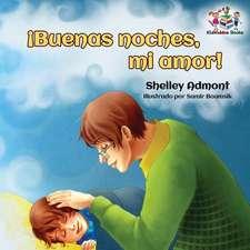 Buenas Noches, Mi Amor! Spanish Kids Book
