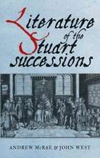 Literature of the Stuart Successions