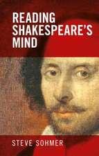 Reading Shakespeare's Mind