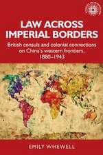 Law Across Imperial Borders