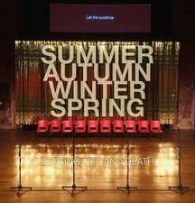 Summer. Autumn. Winter. Spring