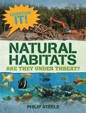 Question It!: Natural Habitats