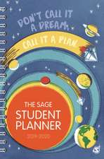 The SAGE Student Planner