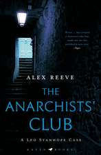 Reeve, A: Anarchists' Club