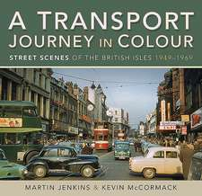 TRANSPORT JOURNEY IN COLOUR