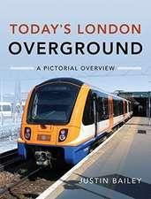 TODAYS LONDON OVERGROUND