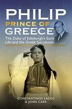 PHILIP PRINCE OF GREECE