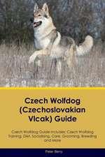Czech Wolfdog (Czechoslovakian Vlcak) Guide