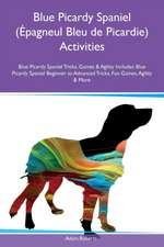 Blue Picardy Spaniel (Épagneul Bleu de Picardie) Activities Blue Picardy Spaniel Tricks, Games & Agility Includes