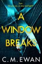 A Window Breaks
