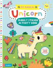 Campbell Books: My Magical Unicorn Sticker Activity Book