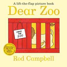 Campbell, R: Dear Zoo