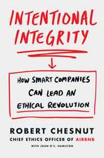 INTENTIONAL INTEGRITY