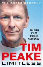 Peake, T: Limitless: The Autobiography