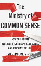 Ministry of Common Sense