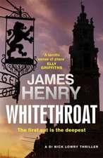 Henry, J: Whitethroat