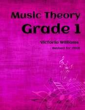 Grade One Music Theory