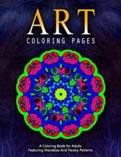 Art Coloring Pages, Volume 2