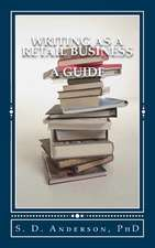 Writing as a Retail Business