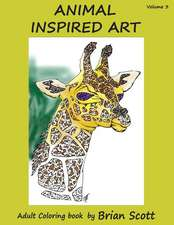 Animal Inspired Art, Volume 3