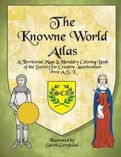The Knowne World Atlas