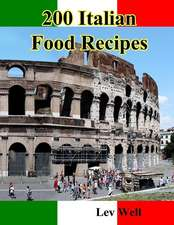 200 Italian Food Recipes