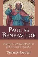Paul as Benefactor