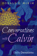 Conversations with Calvin