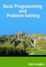 Basic Programming and Problem Solving