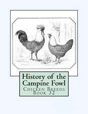 History of the Campine Fowl