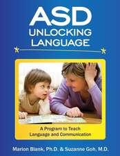 Asd Unlocking Language