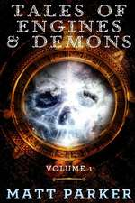 Tales of Engines & Demons