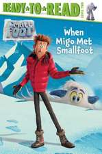 Smallfoot Ready-To-Read