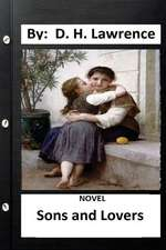 Sons and Lovers.Novel by