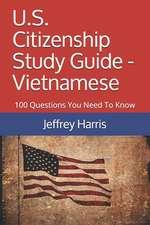 U.S. Citizenship Study Guide - Vietnamese