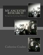 My Ancestry Research