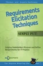 Requirements Elicitation Techniques - Simply Put!