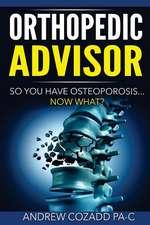 Orthopedic Advisor