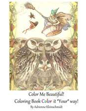 Color Me Beautiful!