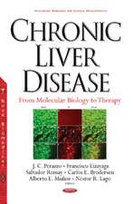 Chronic Liver Disease: From Molecular Biology to Therapy