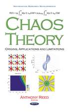Chaos Theory: Origins, Applications & Limitations