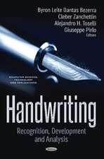 Handwriting: Recognition, Development & Analysis