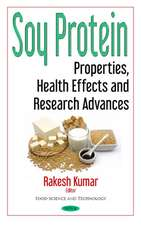 Soy Protein: Properties, Health Effects & Research Advances