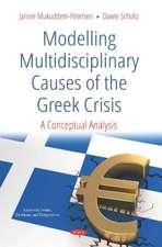 Mukuddem-Petersen, J: Modelling Multidisciplinary Causes of
