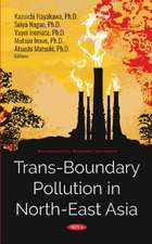 TRANSBOUNDARY POLLUTION IN NORTHEAST ASI