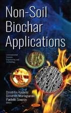 Non-Soil Biochar Applications