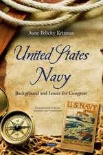 Krizman, A: United States Navy