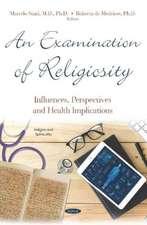 Examination of Religiosity