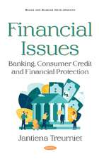 Treurniet, J: Financial Issues